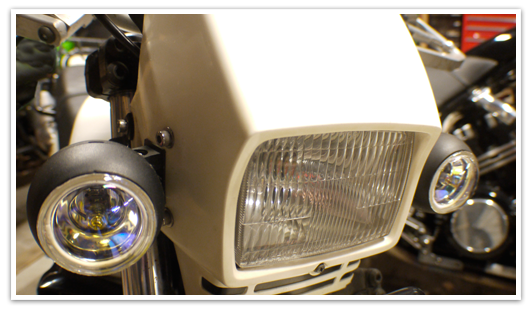 SEROW HEADLIGHT